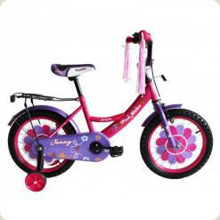 "Велосипед Alexis-Babymix 14"" R777G-14 (pink)"