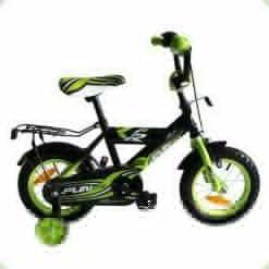 "Велосипед Alexis-Babymix 14"" R888-14 (green)"