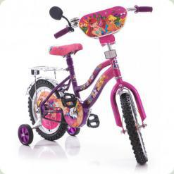 """Велосипед Azimut 16 """"WinX Фіолетовий"""