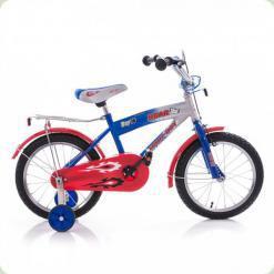 """Велосипед Azimut Bear 12 """"Синій"""