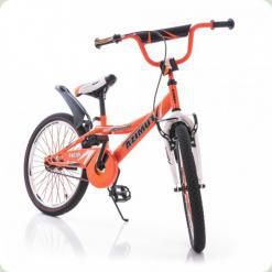 "Велосипед Azimut Crossere 16"" Помаранчевий"
