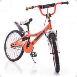 "Велосипед Azimut Crossere 20"" Помаранчевий"
