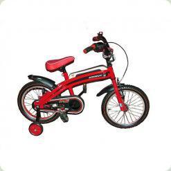 """Велосипед Azimut F 16"""" Червоний"""