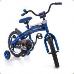 "Велосипед Azimut F 16"" Синій"