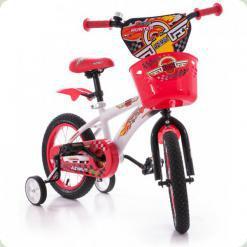 """Велосипед Azimut Hunter 14"""" Червоний"""