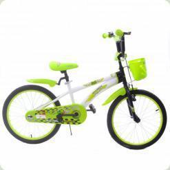 "Велосипед Azimut Hunter 20"" Зелений"