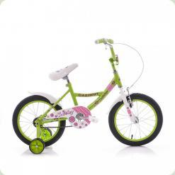 """Велосипед Azimut Kathy 12 """"Зелений"""