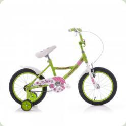 """Велосипед Azimut Kathy 16 """"Салатовий"""