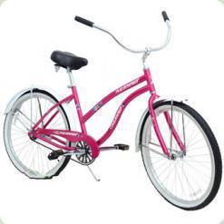 """Велосипед Azimut Lady Beach 26 """"Рожевий (26 * Lady Beach)"""