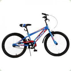 "Велосипед Baby Tilly Flash 20"" Blue (BT-CB-0047/T-22041)"