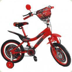 """Велосипед Cars 18"""" Червоний (141810-C)"""