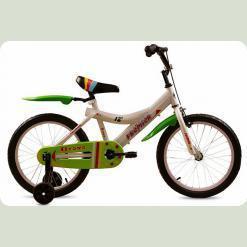 """Велосипед дитячий Premier Bravo 18 """"White"""