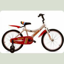 """Велосипед дитячий Premier Bravo 20 """"White"""