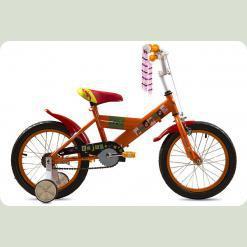 "Велосипед дитячий Premier Enjoy 16 ""orange"