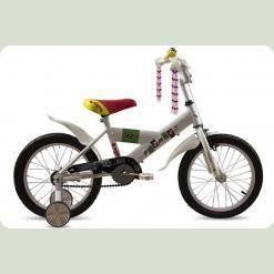 "Велосипед дитячий Premier Enjoy 16 ""White"