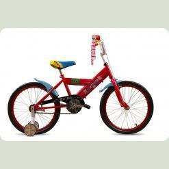 "Велосипед дитячий Premier Enjoy 20 ""red"