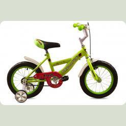 "Велосипед дитячий Premier Flash 14 ""Lime"