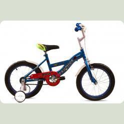 "Велосипед дитячий Premier Flash 16 ""Blue"