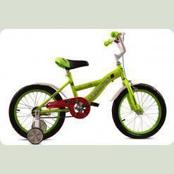 "Велосипед дитячий Premier Flash 16 ""Lime"