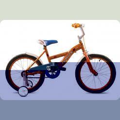 "Велосипед дитячий Premier Flash 18 ""Orange"