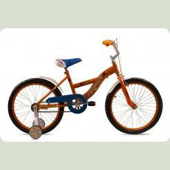 "Велосипед дитячий Premier Flash 20 ""Orange"