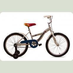 """Велосипед дитячий Premier Flash 20 """"White"""