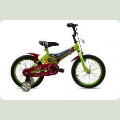 "Велосипед дитячий Premier Pilot 16 ""lime"