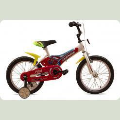 """Велосипед дитячий Premier Pilot 16 """"White"""