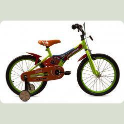 "Велосипед дитячий Premier Pilot 18 ""Lime"