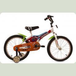 """Велосипед дитячий Premier Pilot 18 """"White"""