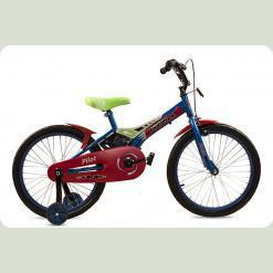 "Велосипед дитячий Premier Pilot 20 ""Blue"