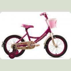 "Велосипед дитячий Premier Princess 16 ""Pink"