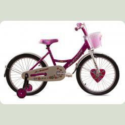 "Велосипед дитячий Premier Princess 20 ""Pink"