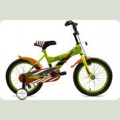 "Велосипед дитячий Premier Sport 16 ""lime"