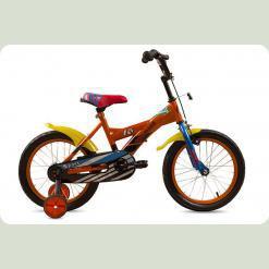 """Велосипед дитячий Premier Sport 16 """"orange"""