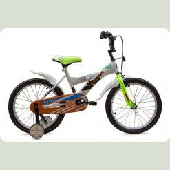 """Велосипед дитячий Premier Sport 18 """"white"""