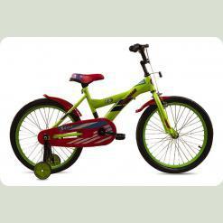 "Велосипед дитячий Premier Sport 20 ""Lime"