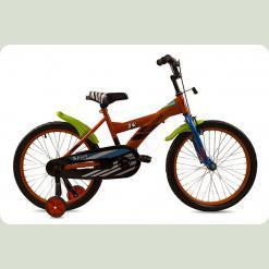 """Велосипед дитячий Premier Sport 20 """"orange"""