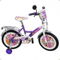 Велосипед дитячий Profi 18 дюймів P 1833L