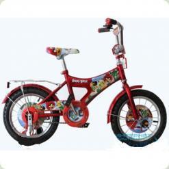 "Велосипед Mustang Angry Birds 12 """