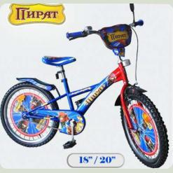 "Велосипед Mustang Пірати 14 """
