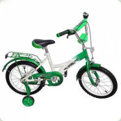 """Велосипед Pilot 18 """"PL1832 Зелено-білий"""