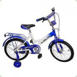 """Велосипед Pilot 18 """"PL1833 Синьо-білий"""