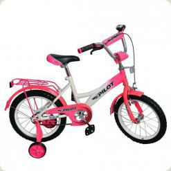 Велосипед PILOT дитячий 16 дюймів PL 1634