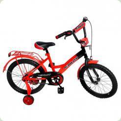 Велосипед PILOT дитячий 16 дюймів PL 1636