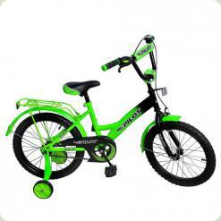 Велосипед PILOT дитячий 18 дюймів PL 1835