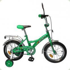 """Велосипед Profi 16"""" P 1632 Зелений"""