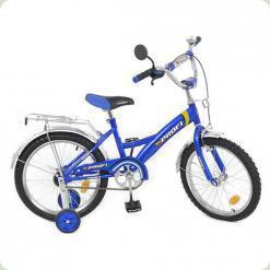 """Велосипед Profi 18"""" P 1833 Синій"""