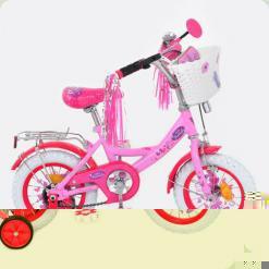 Велосипед PROFI дитячий мульт 12 д. P1256F-W