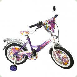 Велосипед PROFI дитячий мульт 12 дюймів P 1233L